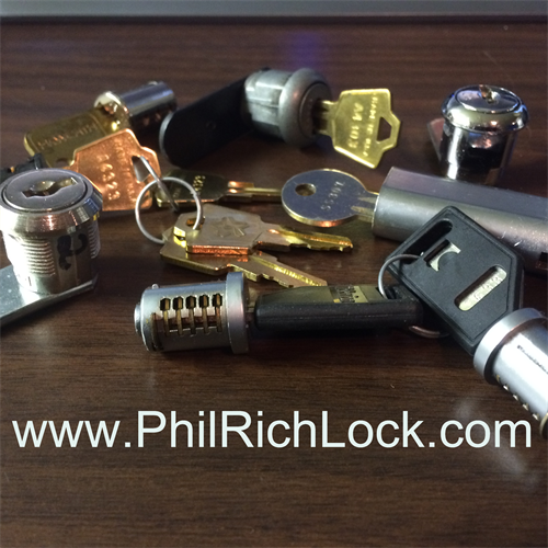 Desk and File Cabinet Locks