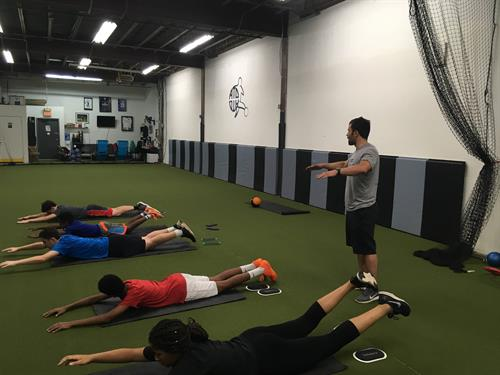 Athletic Performance Training