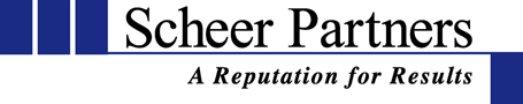 Scheer Partners Inc