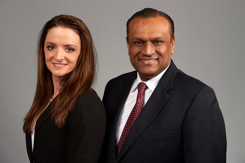 Professional Business Consultants - Asif Choudhury and Lisa Wilson