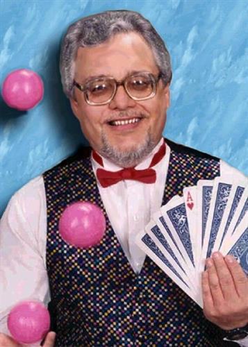 entertainers - clowns, magicians, caricturists, etc.