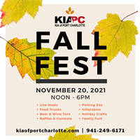 Kia of Port Charlotte Fall Fest