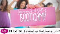 Change Consulting Solutions Announces Goal Setting Boot Camp is now SELF-PACED!