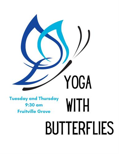 Every Tuesday and Thursday at 9:30am Fruitville Grove.