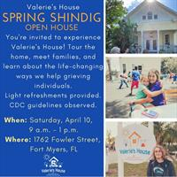Valerie's House Spring Shindig Open House