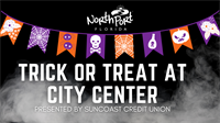 Vendors Needed for Trick or Treat at City Center Front Green on October 29