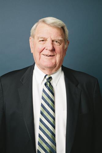 Marv Gilbert (Past President)