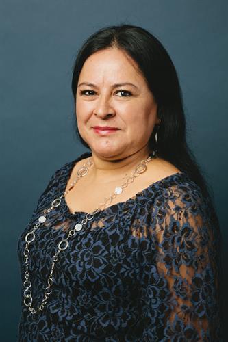 Maria Arreguin (Front Desk)