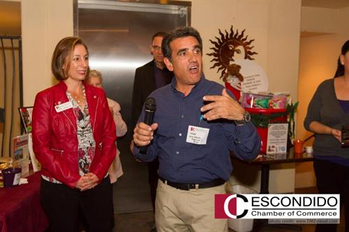 We love getting involved with the Escondido Chamber!