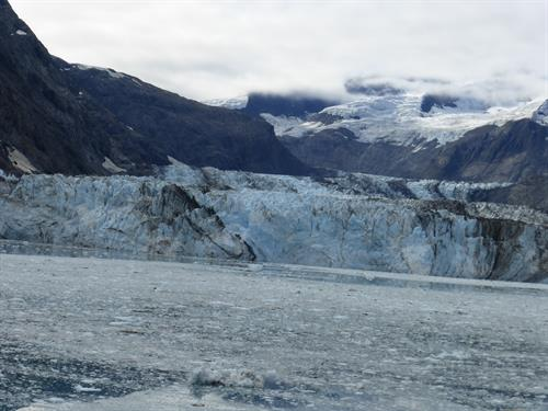 Glacier Viewing on Alaskan Cruise