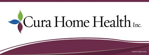 Company Logo Cura Home Health Inc. Non-Medical In Home Care Services