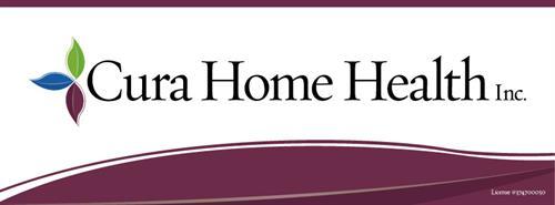 Company Logo Cura Home Health Inc. Non-Medical In Home Care Services