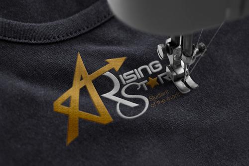 Created the Rising Star Logo