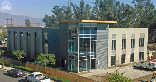 Pre-Engineered Metal Building Offices