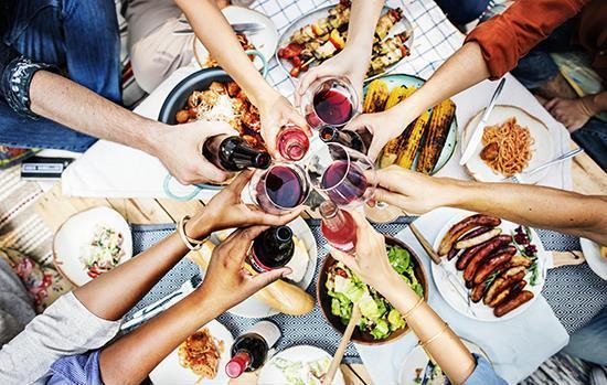 Restaurant, Food & Beverage