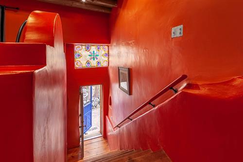Puerta Violeta