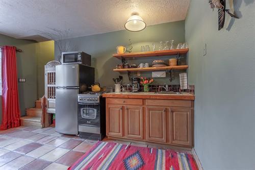 Puerta Blanca's Kitchen