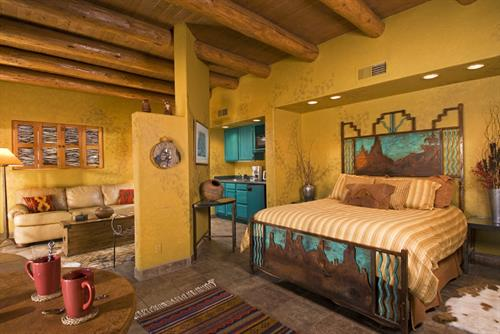 Puerta Cobre sleeps 4 and has a convenient kitchenette