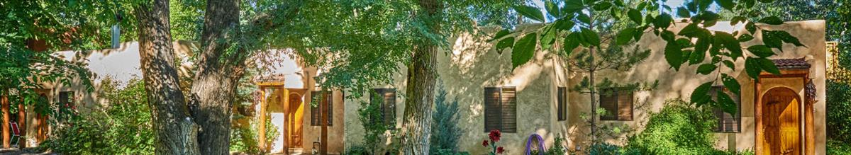 Burch Street Casitas Monthly Hotel Rental Downtown Taos