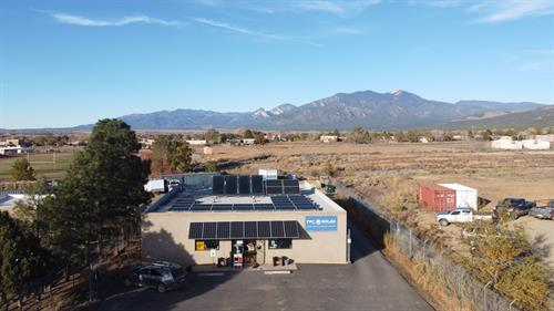 PPC Solar Taos Headquarters