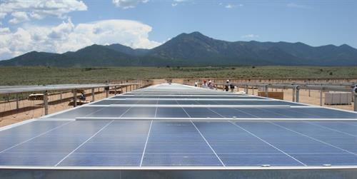 UNM Taos Campus Solar