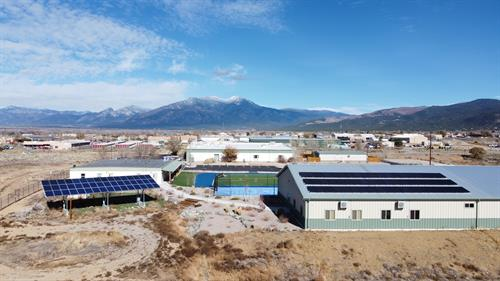 Solar for Taos Academy Charter School