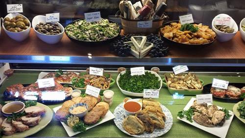 Deli Case - Freshly Prepared Food