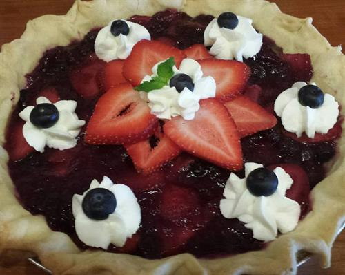 Pies & Deserts