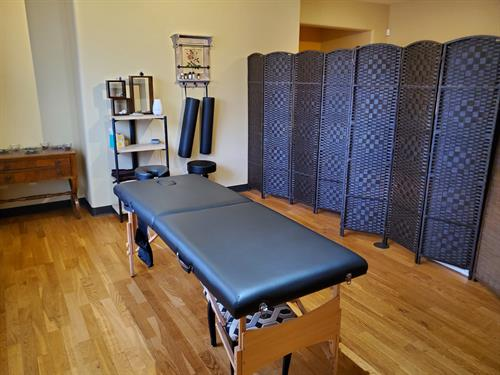One of our treatment areas