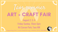 Summer Art + Craft Fair to Benefit CAV