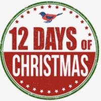 12 days of ... 12 Giveaways - 12 Gift Cards.. 12 Winners Get your Lunch - TO-GO!