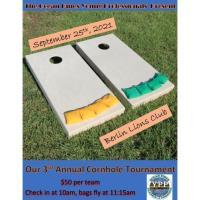 3rd Annual Corn Hole Tournament