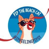 Ribbon Cutting - Pip the Beach Cat's Kitten Emporium