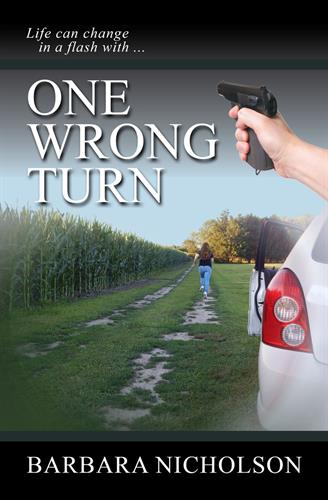 Barbara Nicholson's Book: One Wrong Turn