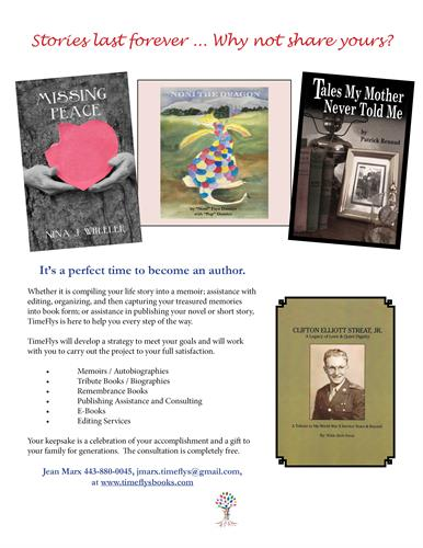 Additional Book Projects for Clients