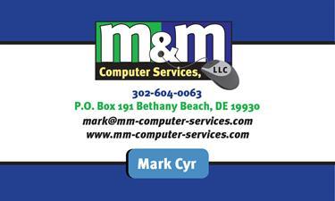 M & M Computer Services, LLC