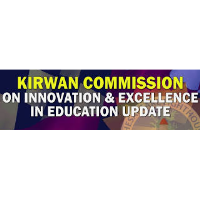 Commission on Innovation and Excellence in Education Update