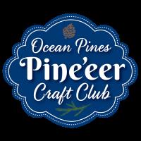 Pine'eer Craft Club of Ocean Pines Donates to Groups