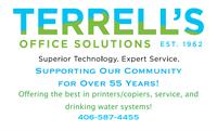 Terrell's Office Machines