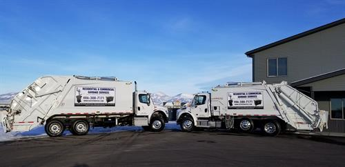 Residential and Commercial Garbage services