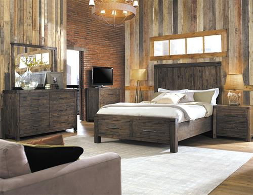 Over 100 bedroom sets to choose from.