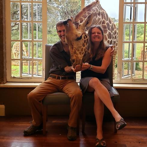 Griaffe Manor, Nairobi - bucket list visit for sure!