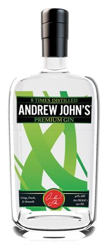 Andrew Johns Gin