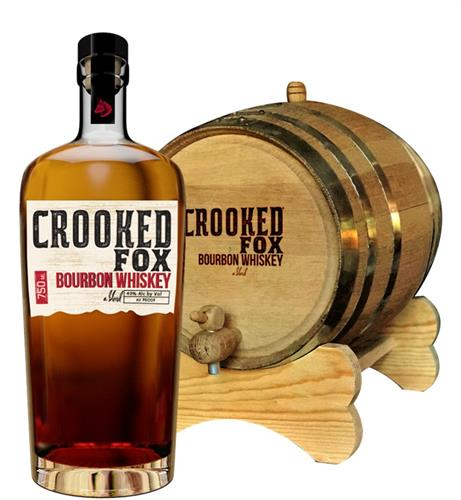 Crooked Fox Bourbon
