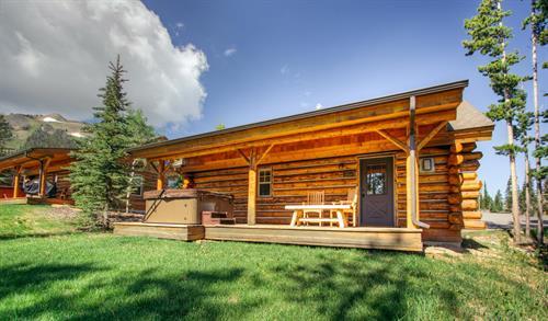 Cowboy Heaven Cabins | 3 Rustic Ridge