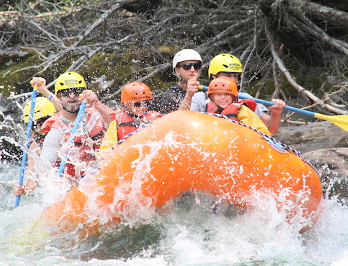 Gallatin River Rafting
