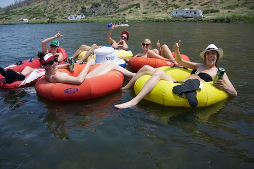 Madison River Tubing Rentals & Shuttles