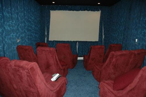 DH home movie theatre