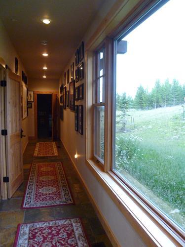 DH home hallway