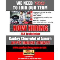 ASE Technicians wanted